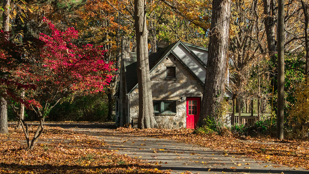 The Enchanted Cottage at Eagle Point