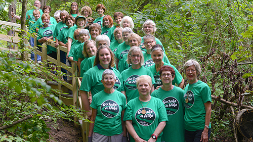 The Friends of Erie MetroParks