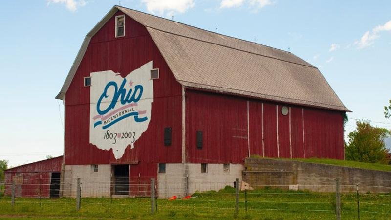 Osborn MetroPark Centennial Barn