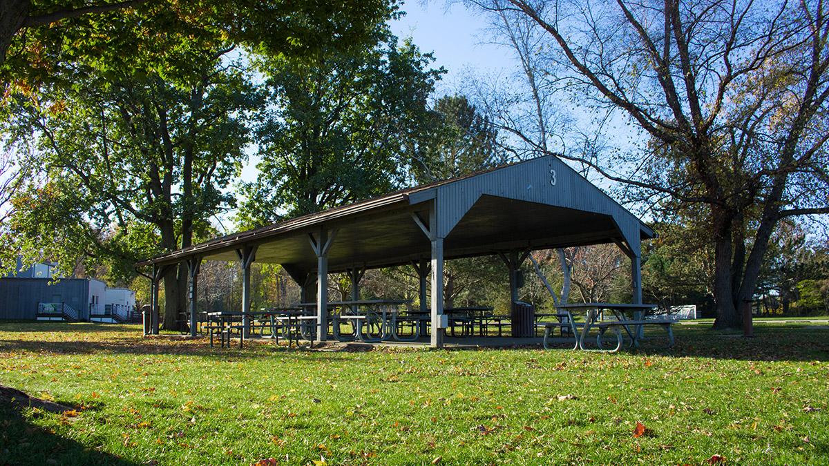 Osborn MetroPark Shelter 3