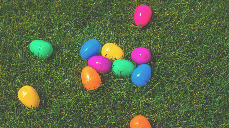 Vacationland Federal Credit Union Easter Egg Hunt Erie Metroparks